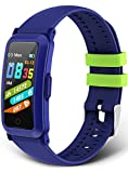 moreFit Kids Fitness Tracker, New Upgraded Waterproof Activity Tracker Watch for Children, Health