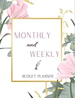 Monthly and Weekly Budget Planner