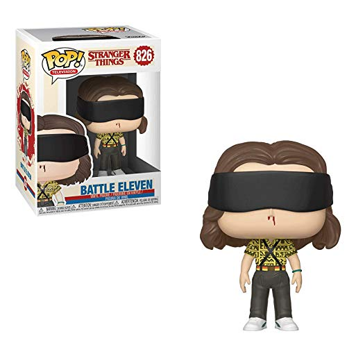 Lotoy Funko Pop Television : Stranger Things – Battle Elev
