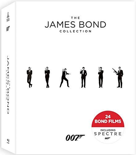 James Bond Collection, The Blu-ray