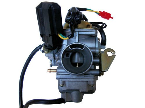 Zoom Zoom Parts Carburetor For 26mm GY6 150 125 Chinese China Scooter Moped Go Kart ATV Sunl Kazuma Roketa Hensim Yerf Dogg Wildfire Kinroad 150cc 125cc FREE FEDEX 2 DAY SHIPPING