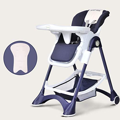 Siège enfant chaise bébé chaise bébé enfant table à manger chaise multifonctions chaise enfant pliable réglableA