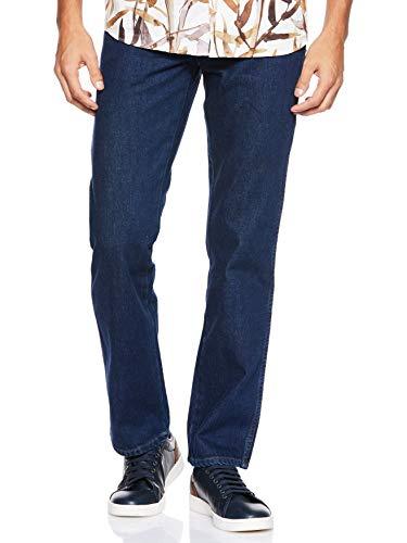Wrangler Herren Texas Contrast' Jeans, Blau (Darkstone 009), 38W / 30L