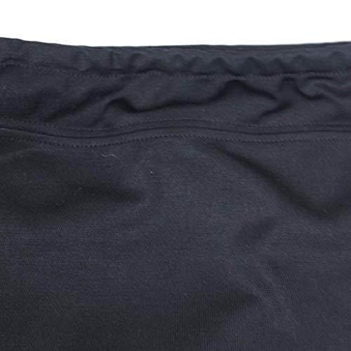 Falda De Cintura Alta Mujer Skort Minifalda Lápiz Faldas Mode Básicos Cortas Golf Tenis Deportes Elástico Sólido Fitness Deportivo Verano De La Falda De La Yoga Con La Falda Y Pantalones Cortos En Una