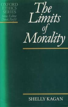 Hardcover The Limits of Morality (Oxford Ethics Series) Book