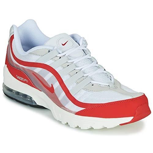 Nike Air MAX Vg-R, Zapatillas para Hombre, 102 White/University Red/Neutr, 46 EU