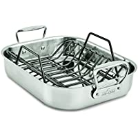 All-Clad E752S264 Stainless Steel Dishwasher Safe Small 11
