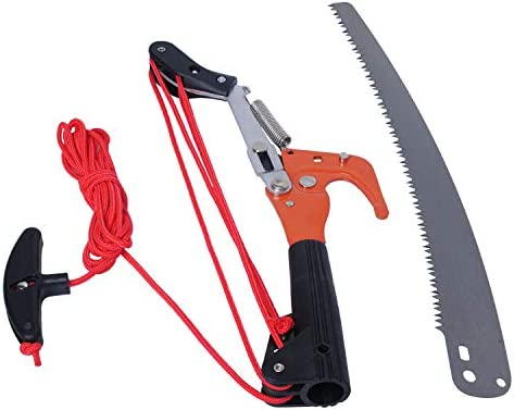 Podoy 4 Wheels Sharp Garden Pruning Head Shear Extension Branch Scissors Extendable Fruit Tree product image