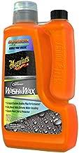 Meguiar's G210256 Hybrid Ceramic Wash & Wax, 48 oz Wash, 8 oz SiO2 Boost