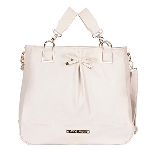 Bolso Panera MAYORAL Polipiel Color Piedra