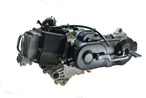 80ccm Sport Motor komplett 10 Zoll QMB 4 Takt China Roller mit SLS für Baotian, Rex, Ecobike, RS450,kymco,buffalo,kreidler uvm.