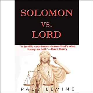 Solomon vs. Lord cover art