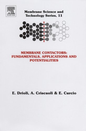 Membrane Contactors: Fundamentals, Applications and Potentialities (ISSN Book 11) (English Edition)