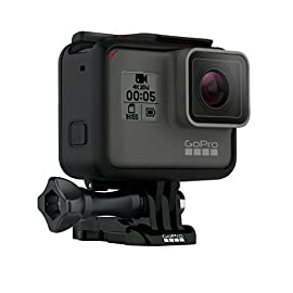 GoPro Hero5 Black (E-Commerce Packaging) 6 This product is in manufacturer E-Commerce packing (see pictures). The product itself is identical to the one found in retail packaging & it is covered under full standard warranty Stunning 4K video and 12MP photos in Single, Burst and Time Lapse modes Durable by design, HERO5 Black is waterproof to 33ft (10m) without a housing