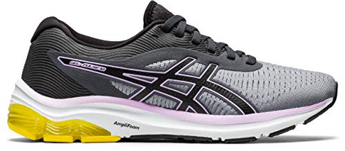 ASICS Gel-Pulse 12, Zapatillas de Running Mujer, Gris Clair Gris Foncã, 39 EU