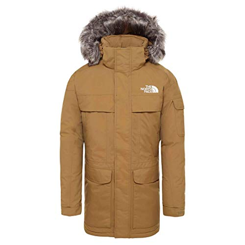 The North Face MC Murdo Parka, Piumino Uomo, Beige (British Khaki), M