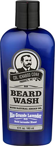 Colonel Conk, Beard Wash Lavender, 6 Ounce