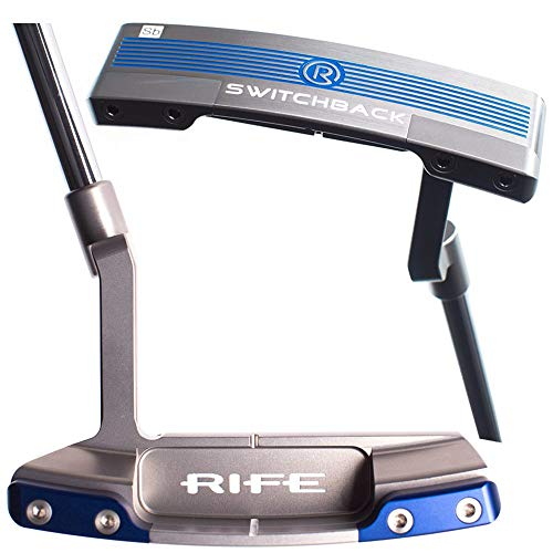 Rife Golf- Switchback #1 Putter 35'
