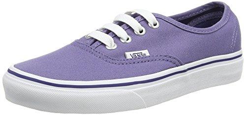 Vans Unisex-Erwachsene Authentic Low-top, Blau (Heron/True White), 35 EU