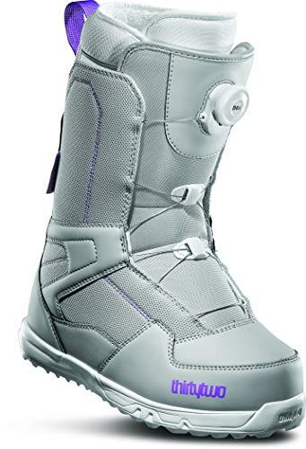 7.5 thirtytwo Shifty Boa Womens 18 Snowboard Boots Tan