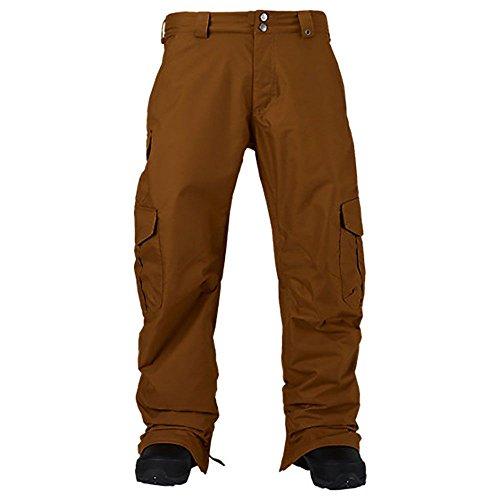 Burton Herren Snowboardhose MB Cargo Pants, True Black, XL