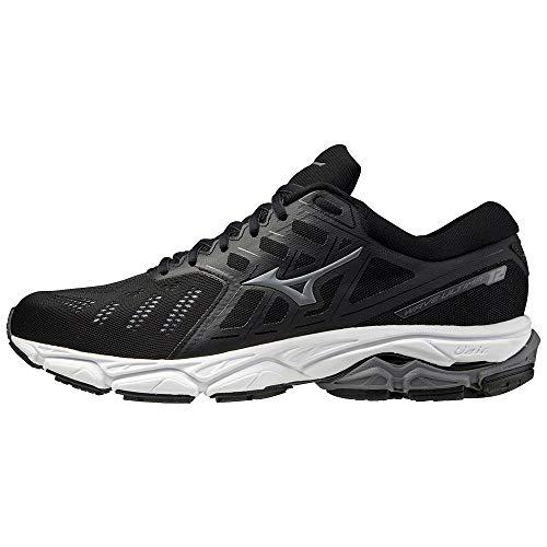 Mizuno Wave Ultima 12 Chaussures pour Homme, Noir (Castlerock Phantom), 42.5 EU