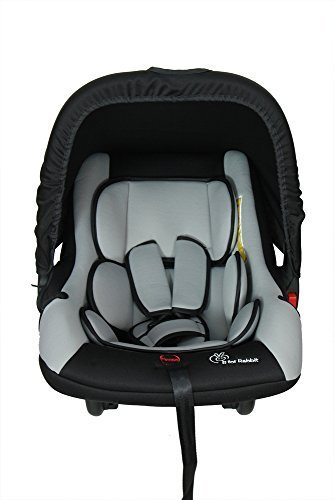 R for Rabbit Picaboo 4 in 1 Multi Purpose Baby Carry Cot,Car Seat, Rocker,Feeding Chair for Infant Babies of 0 to 15 Months & Weight Capacity Upto 13 Kgs