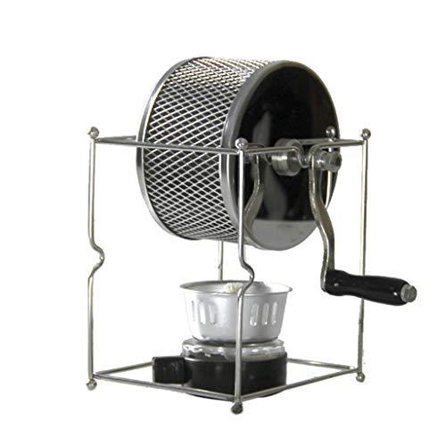 yhengg Handleiding Rvs Huishoudelijke Koffieboon Roosteren Machine Koffie Roaster NIEUWE