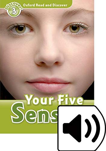 Oxford Read and Discover 3. Your Five Senses MP3 Pack