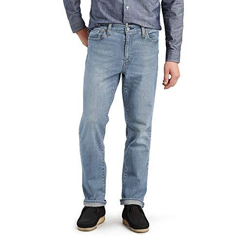 Levi's Herren Big & Tall 541 Athletic Fit Jeans, Bay Tint-All Seasons Tech-Stretch, 46W x 30L