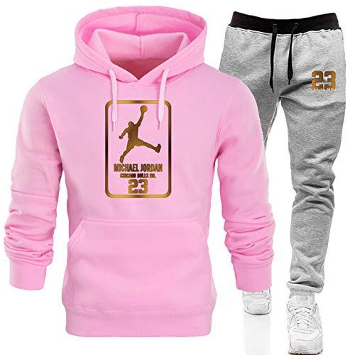 2021 Jordan 23 # Mens Basketball Chándales Set, Jordan New Basketball Sudaderas Sudaderas Pantalones Sportswear, Casual Gym Sports Running Training Hoodies & Pants 12-S