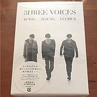 初回 JYJ 3HREE VOICES 4枚組