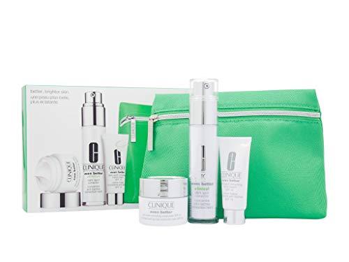 CLINIQUE Gesichts- und Körperpflege 4 tlg. Set Even Better