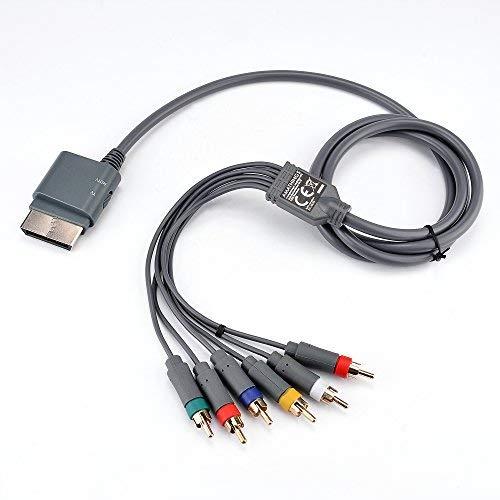 HDTV YUV Component HD-AV Kabel Passend Für Xbox360 und Xbox 360 Slim Komponenten Kabel Von Amathings