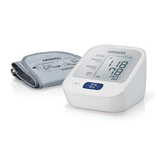 OMRON オムロン 上腕式血圧計 HEM-7122