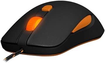 SteelSeries Kana v2 Optical Gaming Mouse, Black