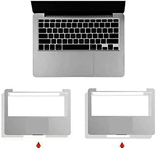 【E-COAST】New MacBook Pro 13インチ 2016 Touch Bar非搭載モデル専用タッチパッド&リストシール 保護フィルム 全保護タイプ (グレー)
