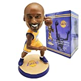 OceansEdge11 Kobe Bryan Action Figure Statue Bobblehead Basketball Doll (3.75x3.75x7.8 inch) Used as Car, Office, and Home Decoration or Gifts for Friends and Families