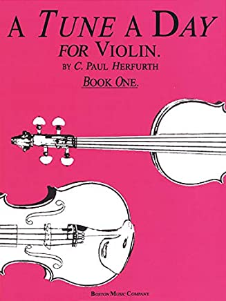 Sheet Music & Song Books Creative Tune A Day Viola Book 1 Herfurth Contemporary