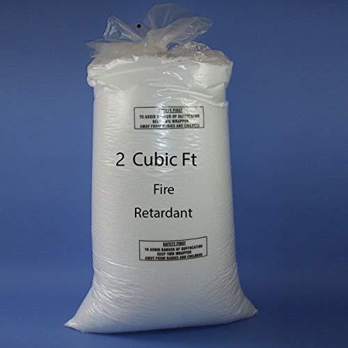 Westminster Bean Bag Booster Refill Polystyrene Beads Filling Top Up Bag Beans Balls 2 cubic feet