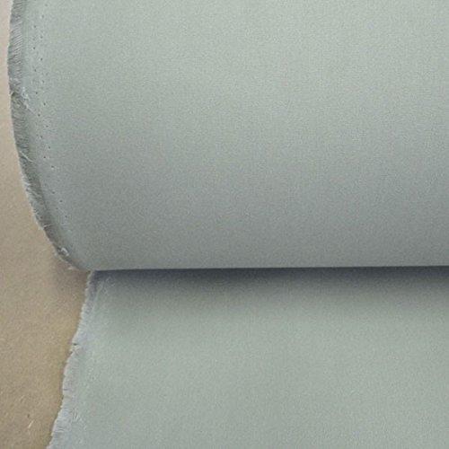 Stoff Baumwolle Zeltstoff grau wasserdicht UV-lichtbeständig Zwirn Segeltuch