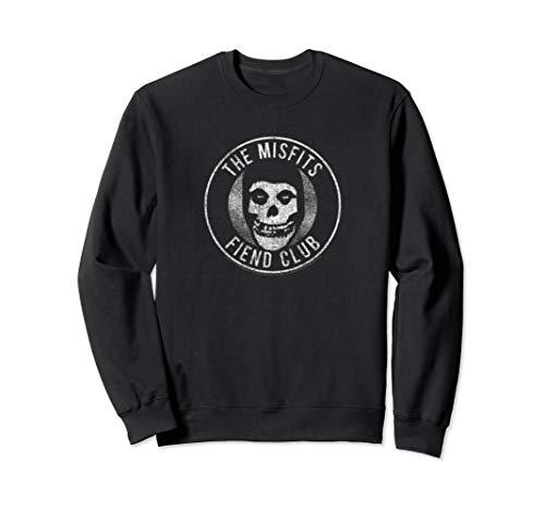Misfits Fiend Club Faded Sweatshirt