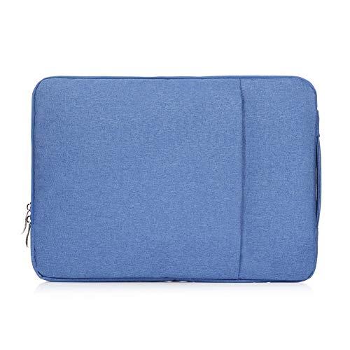 Laptop Bag borsa della cartella L'alta qualità for Macbook 11 12 13 15 pollici, Nylon Laptop Bag del sacchetto del manicotto di Apple Mac Book Air Pro Retina 13,3 15,4 tocco Bar Bussiness Tablet Compu