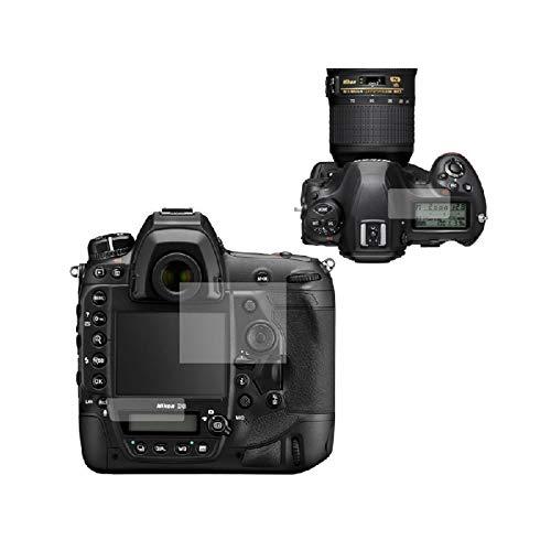 Nikon D6 用【反射防止ノンフィラータイプ】液晶保護フィルム ギラツキなし