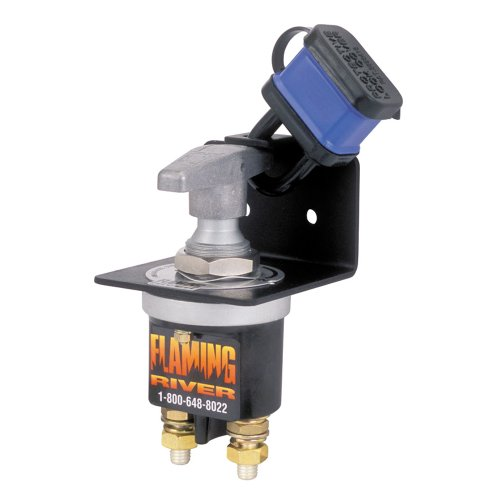 Flaming River FR1005 Big Switch with Lock Out :