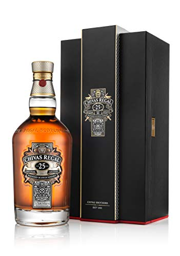 Chivas Regal 25 Jahre Scotch Whisky (1 x 0.7 l)