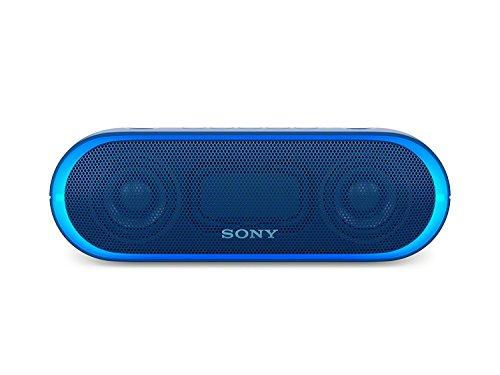 Sony XB20 Portable Wireless Speaker with Bluetooth, Blue
