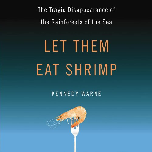 Let Them Eat Shrimp audiobook cover art