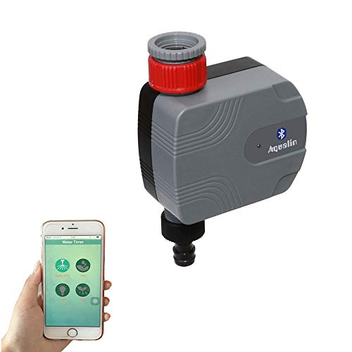 AFFC Automatic Bluetooth Garden Water Timer Smart Irrigation Controller Suitable for iphone and Android