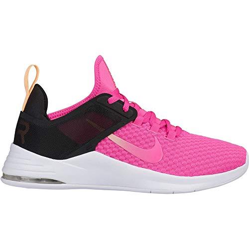 Nike Womens Air Max Bella TR 2 Training Sneakers Pink 8.5 Medium (B,M)